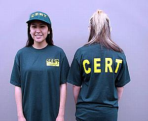 C.E.R.T. T-Shirt