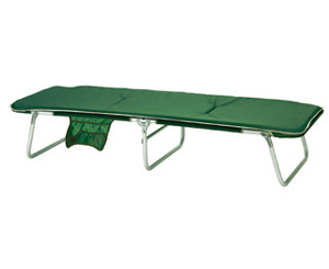 Comfy Camper Folding Cot w/ Mattress