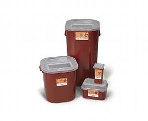 Medium Stackable Sharps Container - 1 Gallon