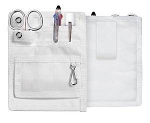 Belt Loop Organizer Kit, White
