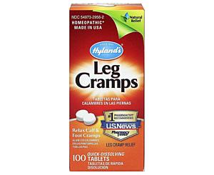 Leg Cramps Relief, 100 Tablets