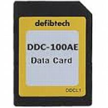 Defibtech large capacity data card w/audio