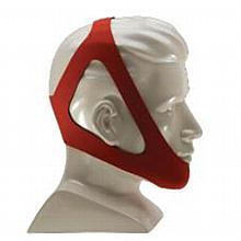 Non Adjustable CPAP Chinstrap (Red)