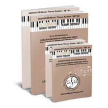 Advanced Exams Pack Set 1 & 2