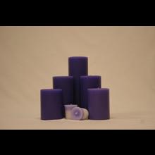9 inch Lemon Lavender Pillar