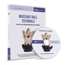 Hurts So Good Massage Balls Tutorials DVD