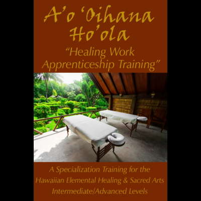 A'o 'Oihana Ho'ola: Healing Work Apprenticeship Program - February 17-18, 2018