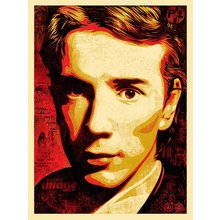 "Obey Giant ""Product Of Your Society - John Lydon"" Signed Offset Print"