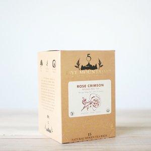 Rose Black: 15 Tea Sachets