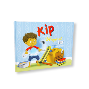 Kip and the Magical Belt Book